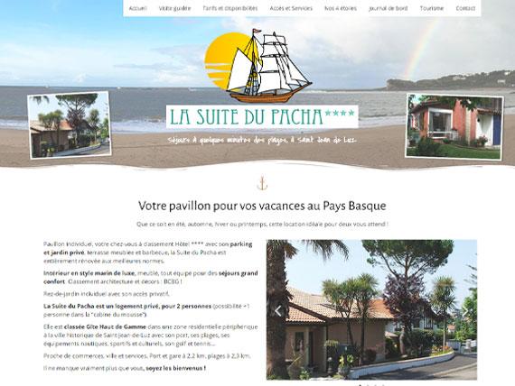 Pavillon La Suite du Pacha