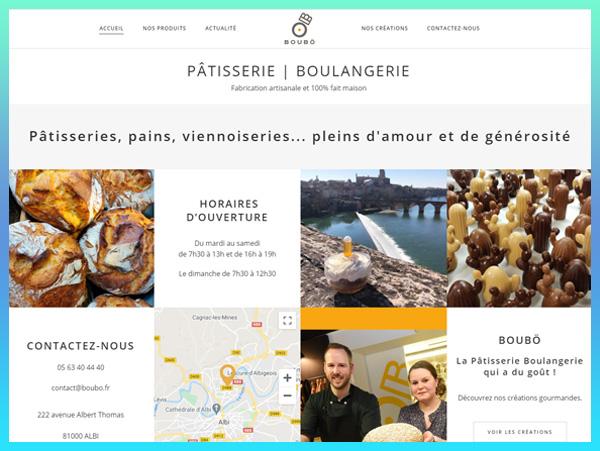 Pâtisserie Boulangerie BOUBÖ