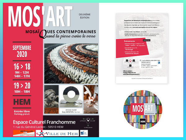 MOS'ART – Mosaïques contemporaines